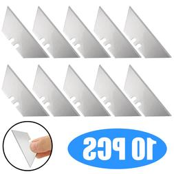 10pcs/set New Steel Paper Utility Cutter <font><b>Replacemen