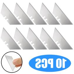 10pcs Utility Knife Woodworking Paper Utility Cutter <font><