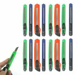 16 knife utility box cutter retractable snap