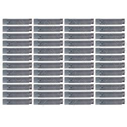 2 To 48 UTILITY KNIVES CARTON BOX CUTTER SINGLE EDGE RAZOR B