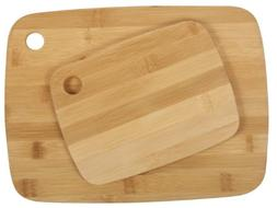 Core Bamboo 2997 Classic Cutting Board Combo Pack, Small/Med