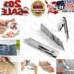 WORKPRO 3-piece Quick Change Folding Pocket Utility Knife Se