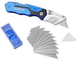 4.3-in Folding Utility Knife Home Improvement Tool Cutting T