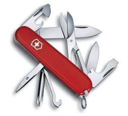 Victorinox 53341 Super Tinker Swiss Army Knife - 3.5 Length