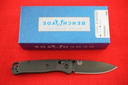 BENCHMADE 535BK-2 BUGOUT CPM-S30V, AXIS LOCK, BLACK HANDLE A