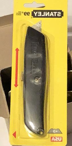 6 Stanley 10-099 Utility Knife Classic 99 9N10099R FREE SHIP
