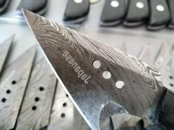 7.5'' Handmade Damascus Steel Kiridashi -Japanese Utility Kn