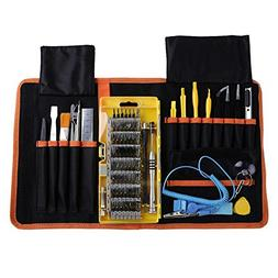 AFCN: 80 in 1 Portable Hardware Hand Tools Set Precision Scr