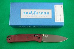Benchmade 535GRY-1 Bugout Manual Folding Knife Lightweight &