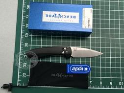 Benchmade - Arcane 490 Knife, Drop-Point Blade, Plain Edge,