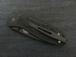 Black Titanium Deep Carry Pocket Clip Made For Kershaw Blur