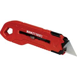 Craftsman Quickslide Sliding Utility Knife Red 1 pc. 2-3/8 i