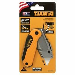 🔴 DeWALT DWHT10035 FOLDING RETRACTABLE UTILITY KNIFE