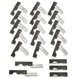 Derma-Safe Utility Folding Razor Knife HR207 - Pack of 20! B