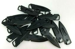 Folding Utility Pocket Knife Box Cutter With Lock blade Shea