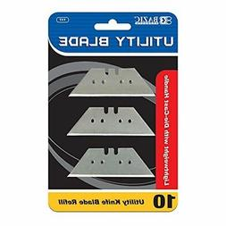 NEW BAZIC Utility Knife Replacement Blade 10/Pack Case of 24