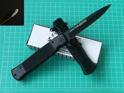 New Assisted Opening SOG Knife Tactical Outdoor Rescue Campi
