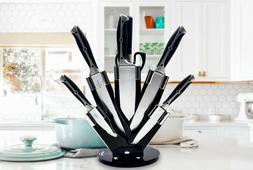 Prime Cook 8 Piece Kitchen Knife Set