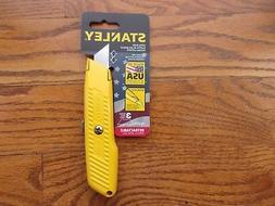 Stanley Utility Knife Interlock 3 Position Slide & Retractab