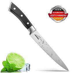 Kitchen Utility Knife 6 Inch Chef Knife,German High Carbon S