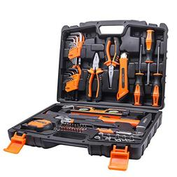 Household Tool Kit,TACKLIFE Advanced 68PCS Complete Home Han