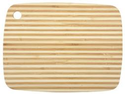 Core Bamboo Classic Pin Stripe Board, Large