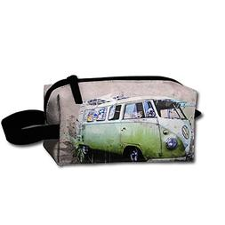 Create Magic Combi Van Bus Portable Travel Toiletry Pouch Wa