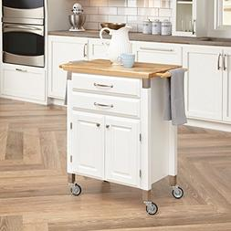 dolly madison prep serve cart
