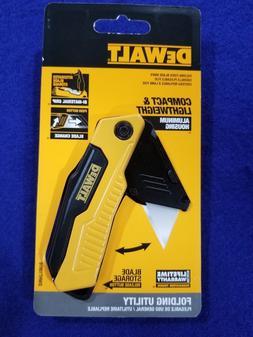 DEWALT DWHT10916 FOLDING FIXED BLADE UTILITY KNIFE