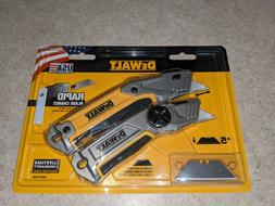 "DEWALT ""DWHT81606"" Utility Knife and Blade Set"
