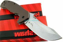Kershaw Emerson CQC-11K Plain Edge Knife - 6031