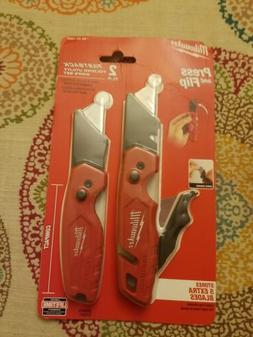 Milwaukee Fastback Folding Utility Knife Set 48-22-1503