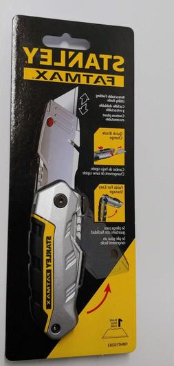 Stanley FatMax Retractable Folding Utility Knife NEW