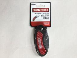 Craftsman Folding Lock Back Utility Knife Brand New Factory