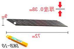 OLFA Genuine Replacement Blade Black Type 2 tubes / 20 blade