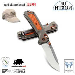 Benchmade - Grizzly Ridge 15061 EDC Manual Open Hunting Knif