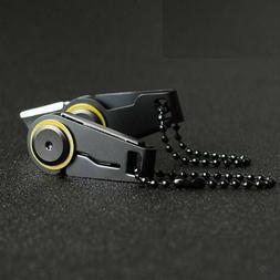 Keychain Zip Blade Daily Carry Outdoor Pocket Utility Knife