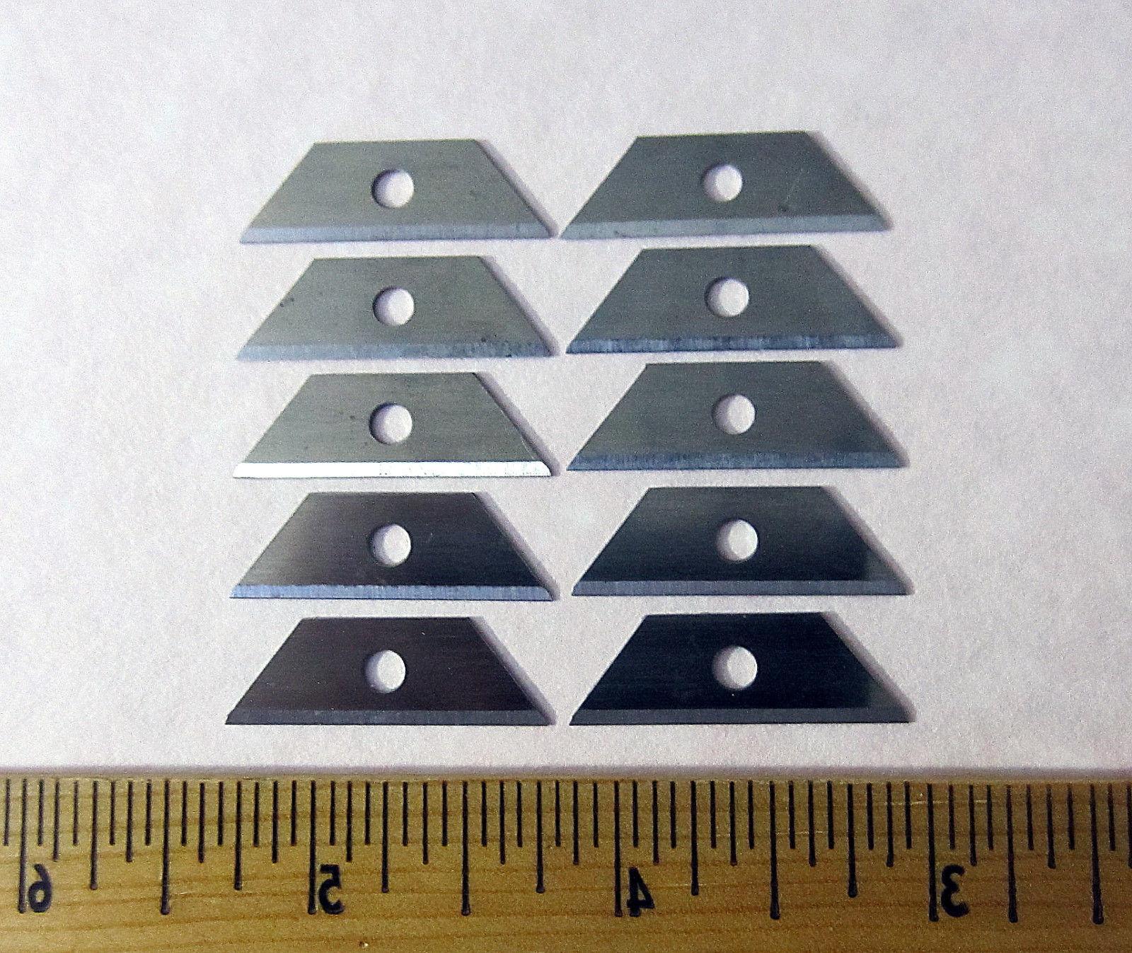 mini utility blades 10 pack box knife