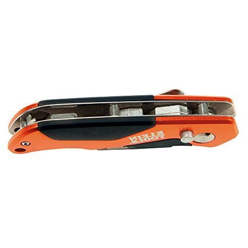 Folding Heavy Duty, Triple Blades Stay Sharp, Klein Tools 44131