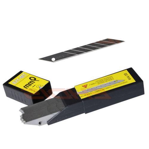 50 Pcs Carbon Handle Knife