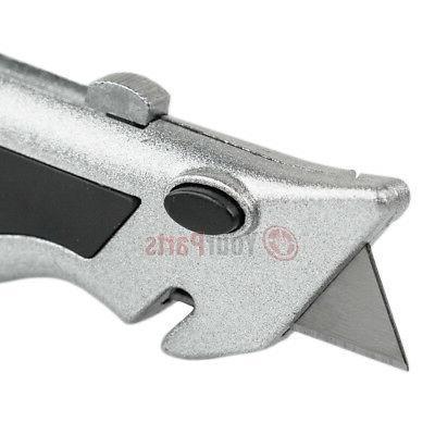Tekton 6910 Mini Utility Knife 5 String Cutter Keychain Small
