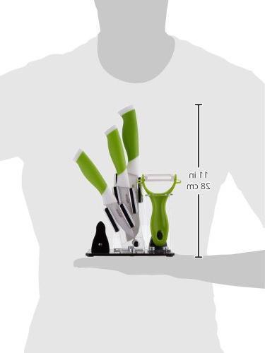 New England Cutlery 6 Kitchen White Tool Set