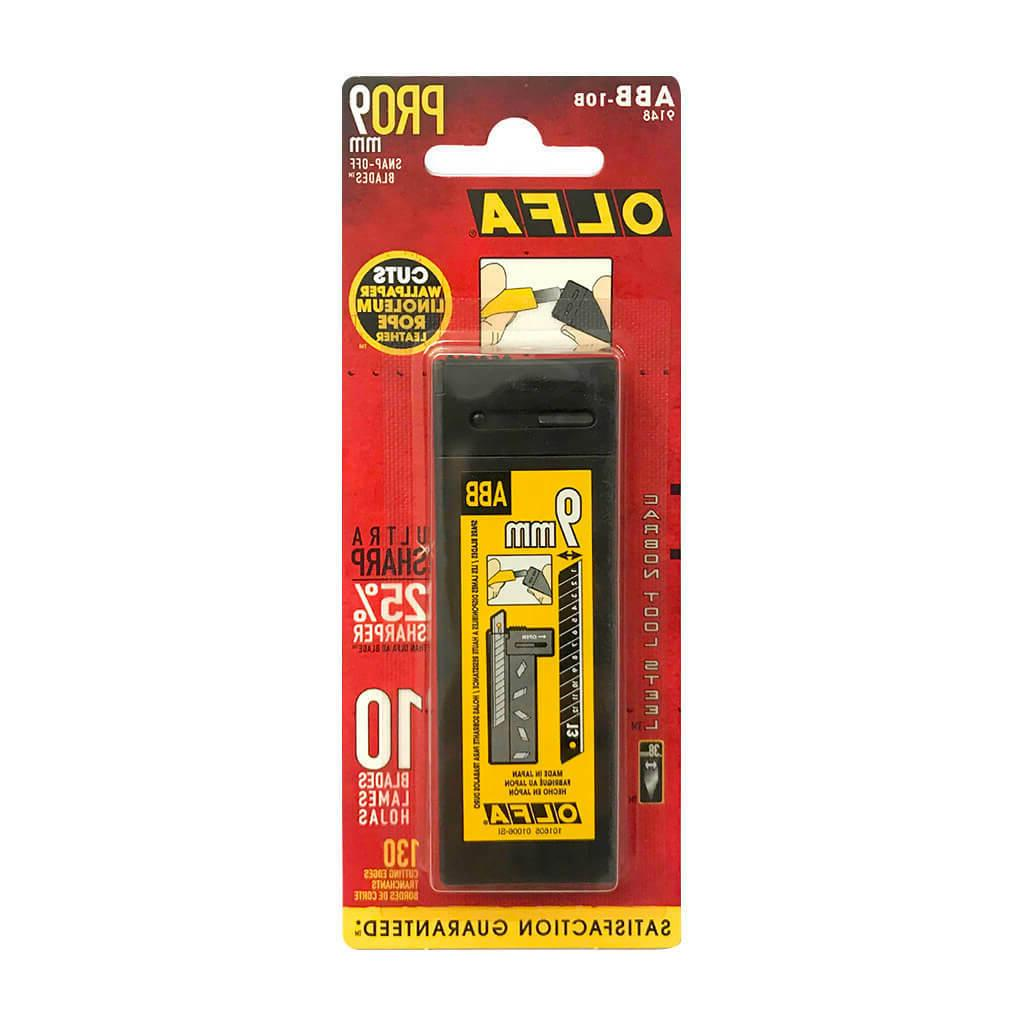 NEW 9148 OLFA REPLACEMENT BLADE 10 PK NEW