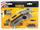 DeWalt Utility Knife Set plus 5 Blades DWHT81606
