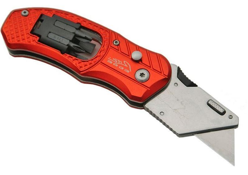 Folding Lock Knife Box Cutter 5 With