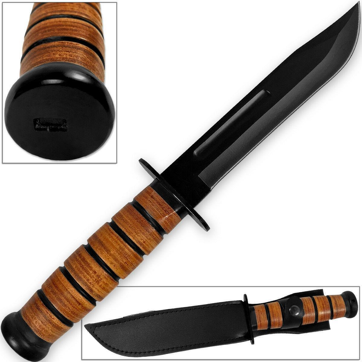 Usmc kabar knife ww2 KA