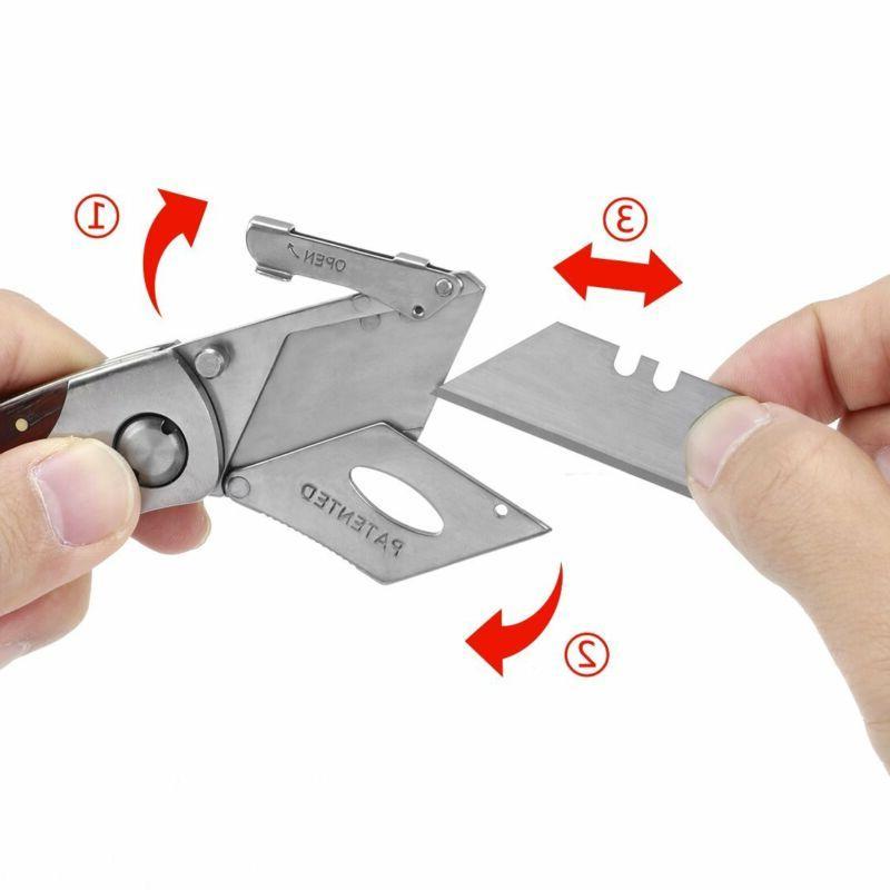 Box Folding Razor Handle