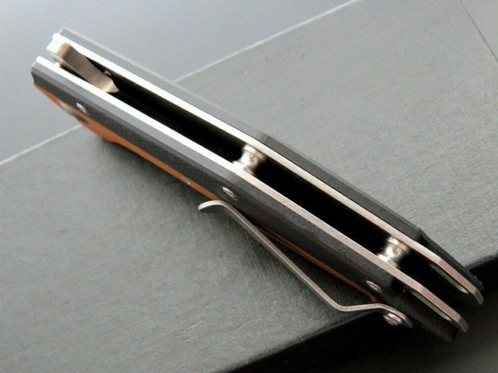 D2 Blade G10 Ball Knife Utility Tactical