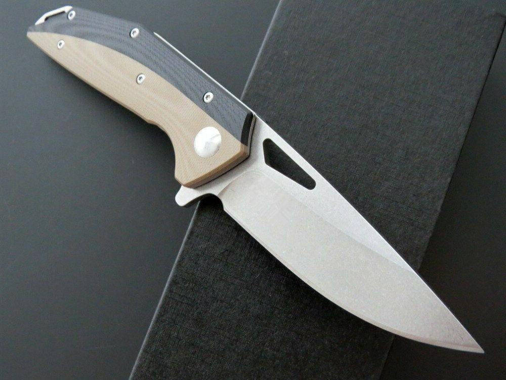 D2 Blade Knife Tactical Survival