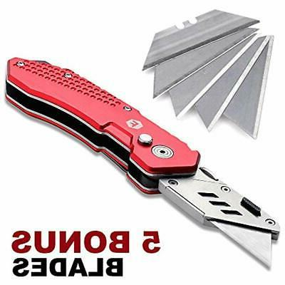 FC Knife Box Cutter With Quick